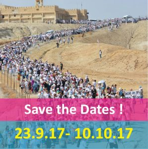 Save the date september 2017