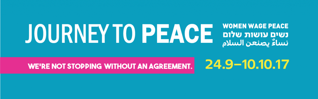 Journey to Peace english website banner