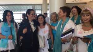 In the Knesset with MK Berko