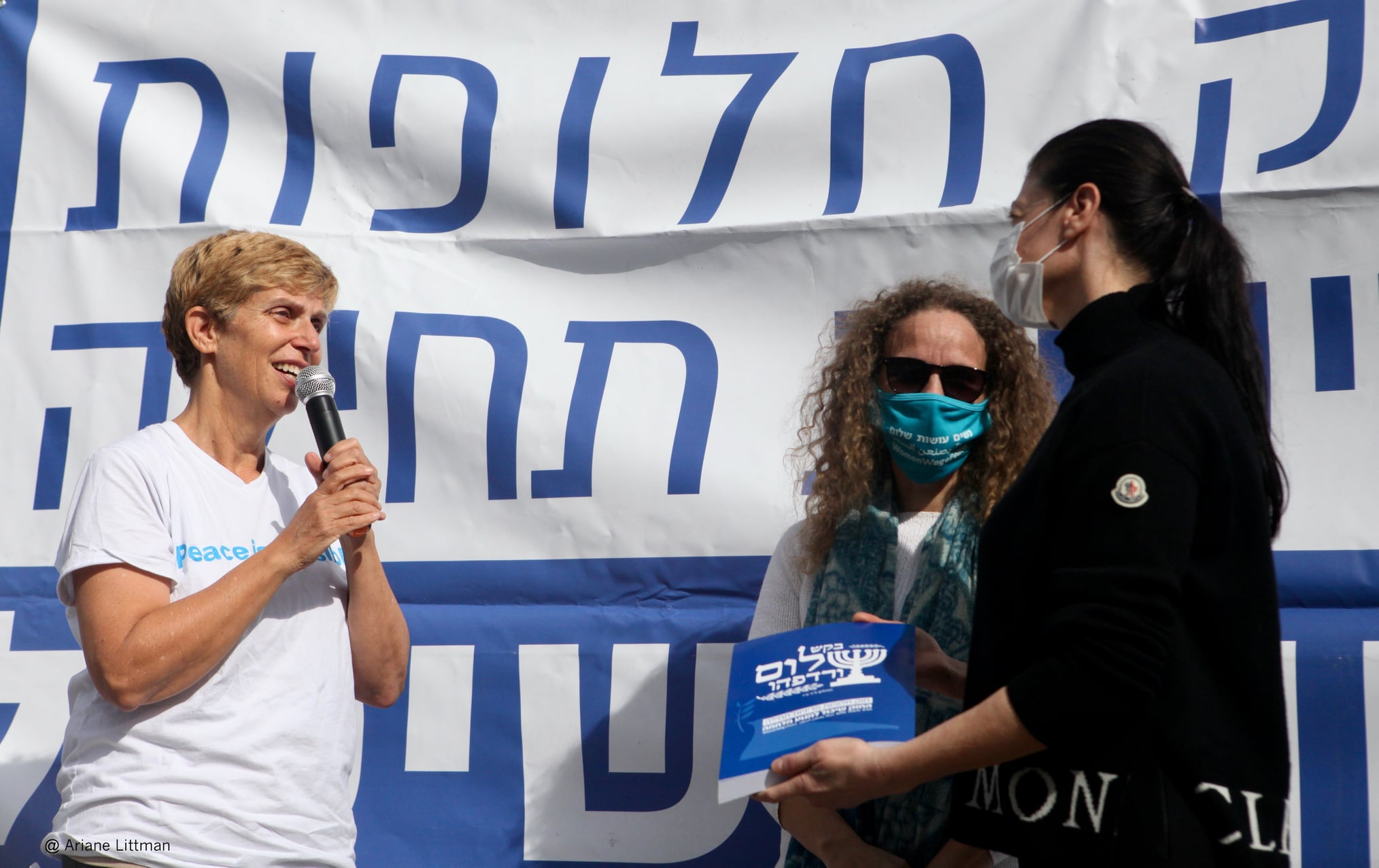 The bill Political Alternatives First – was presented to the Knesset.