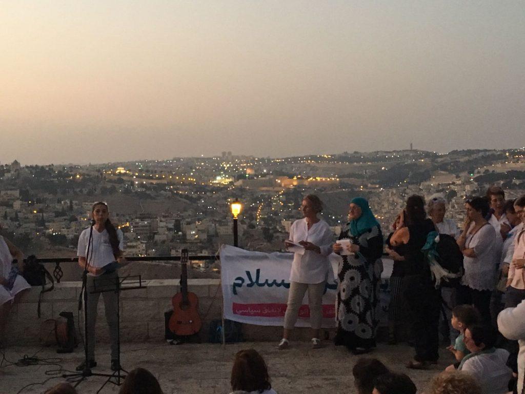 Gathering in Jerusalem 27717