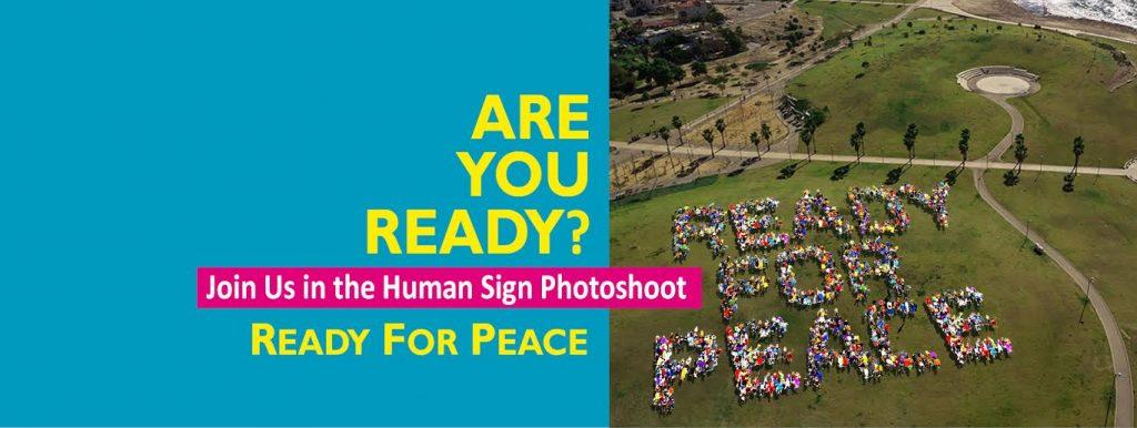 RFP human sign post banner eng