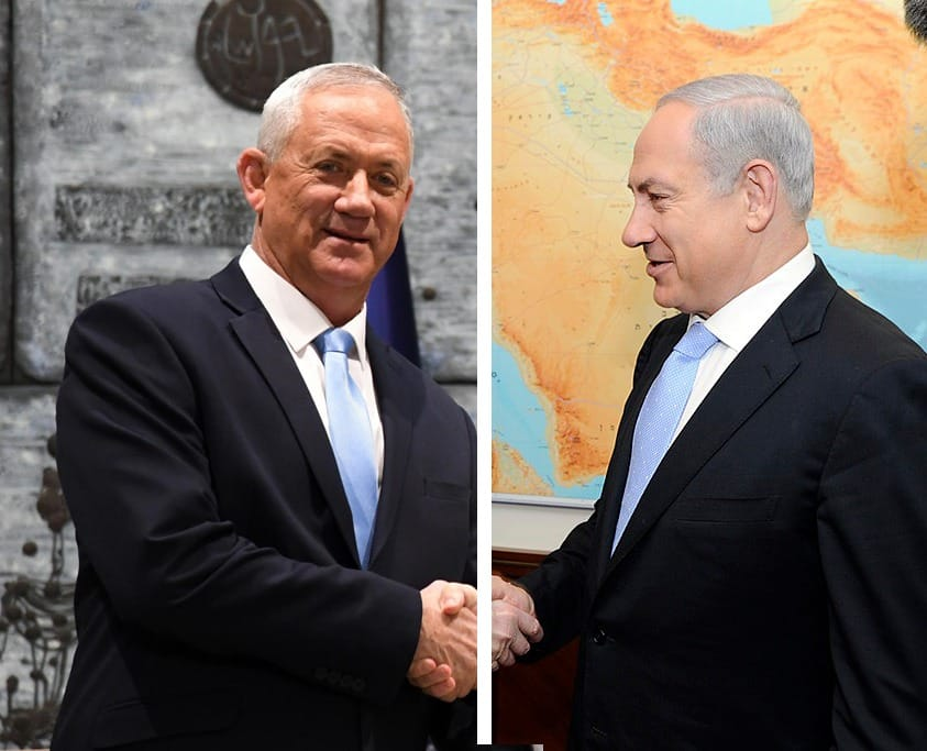 A call on Netanyahu, Gantz and all the parties in the new government to avoid unilateral annexation