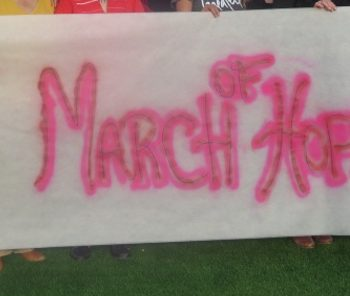 march of hope cover photo
