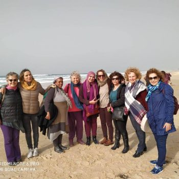rihla - day trip with palestinian women